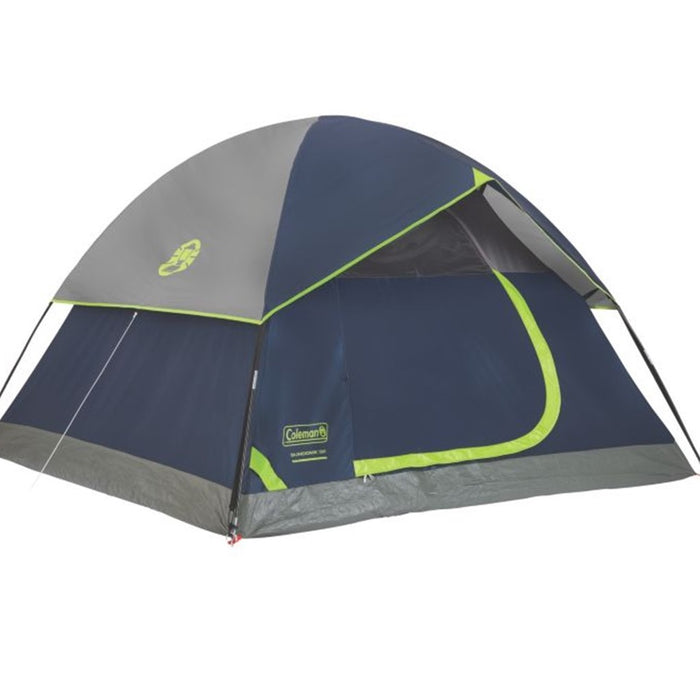 4-Person Sundome® Dome Camping Tent, Navy