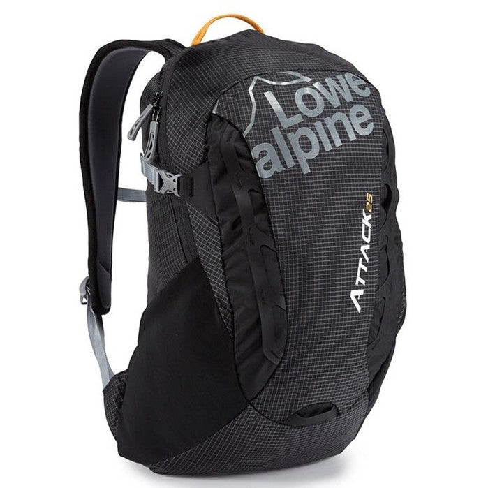 Attack 25 Litres Day Pack , Black