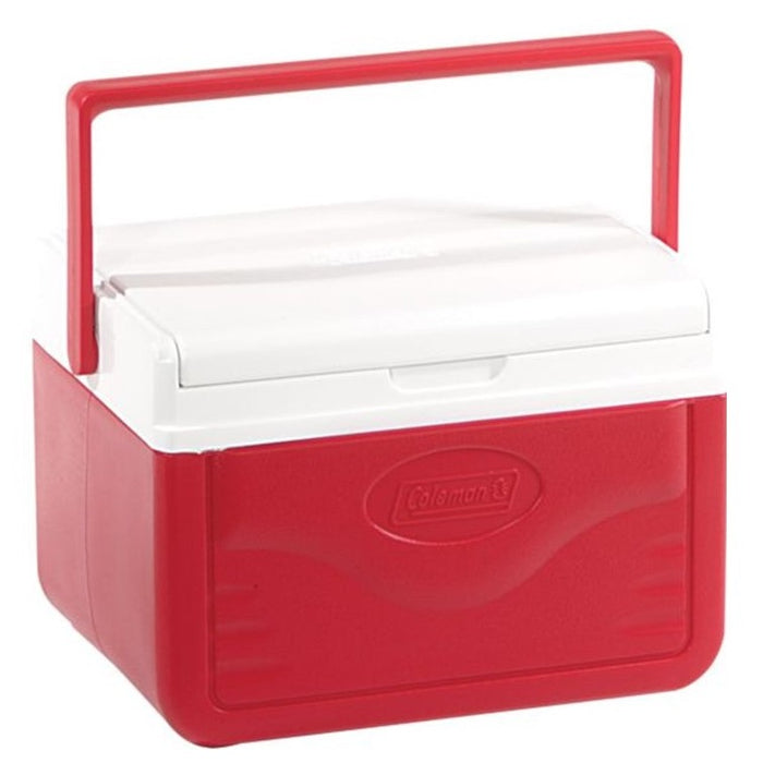 5 Quart FlipLid™ Cooler , Red