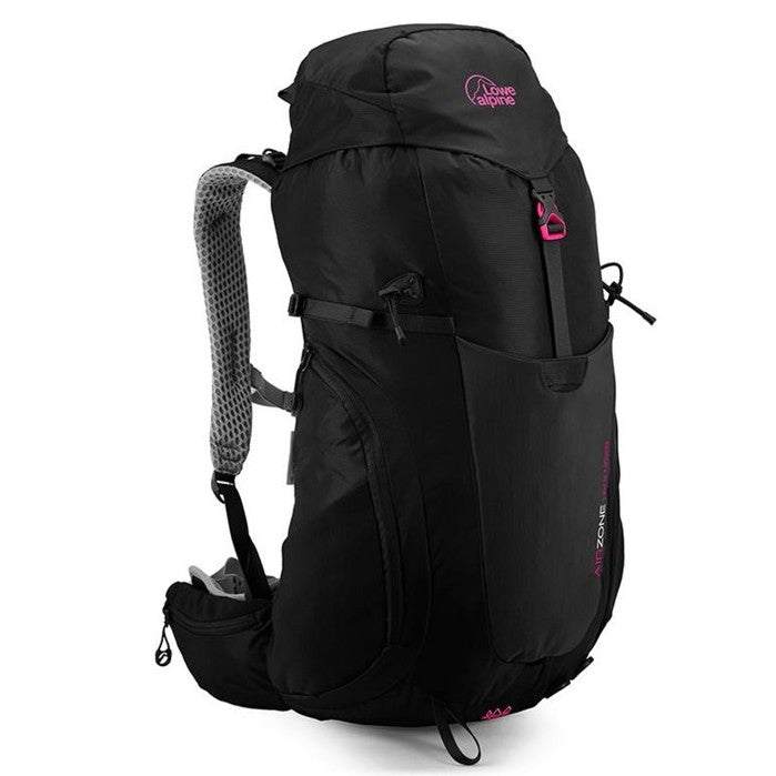 AirZone Hike ND28 Litres Backpack (Design for Women) , Black