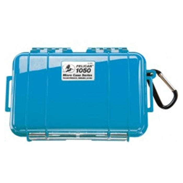 PELICAN SOLID COVER 1050 MICRO CASE , Blue