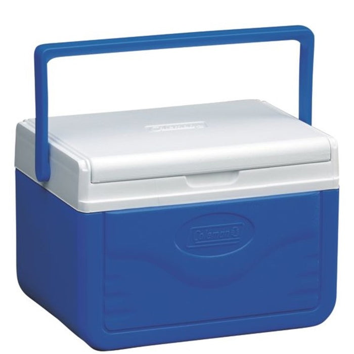 5 Quart FlipLid™ Cooler , Blue