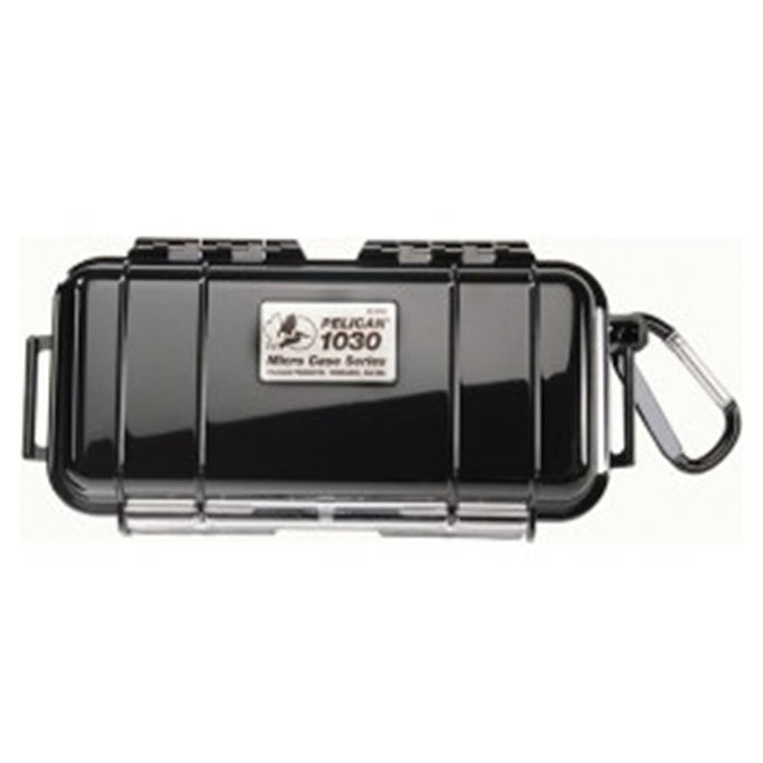 PELICAN 1030 MICRO CASE BLACK SOLID , Black
