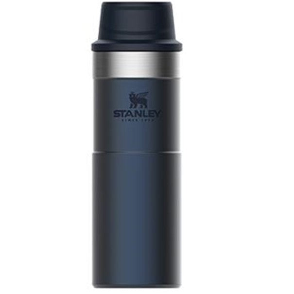 CLASSIC TRIGGER-ACTION TRAVEL MUG | 16 OZ 473ML , Matte Black