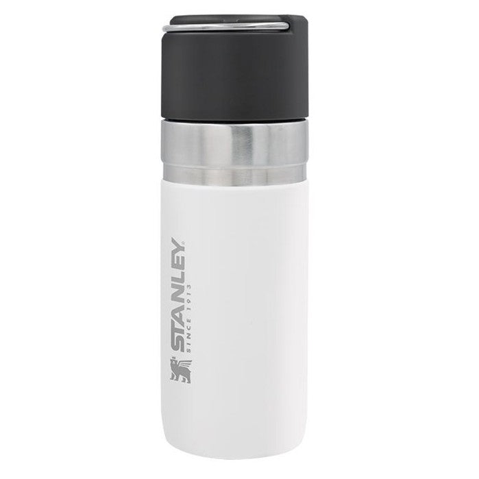 GO Series 2020 Vacuum Bottle 473ml Hot Cold Insulated Thermos Flask , Polar White