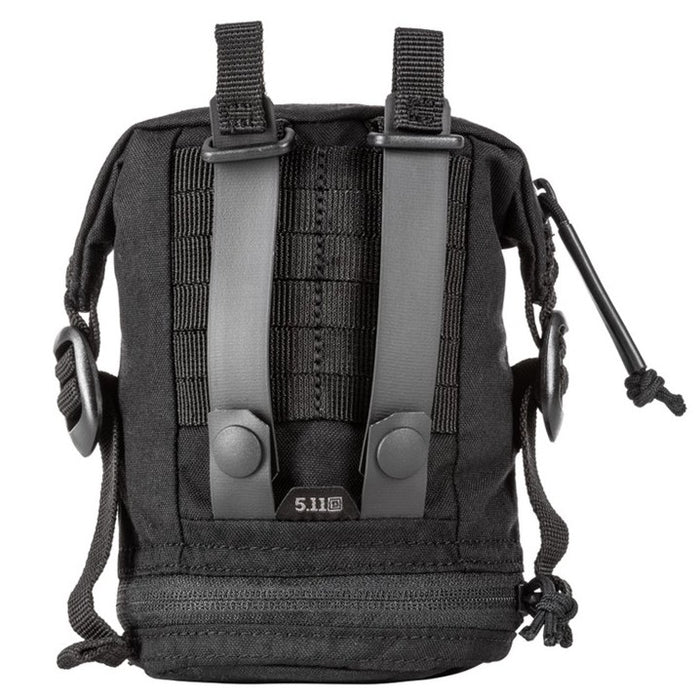 FLEX VERTICAL GP POUCH , Black