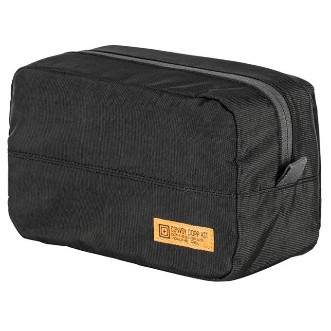 CONVOY DOPP KIT , Black.