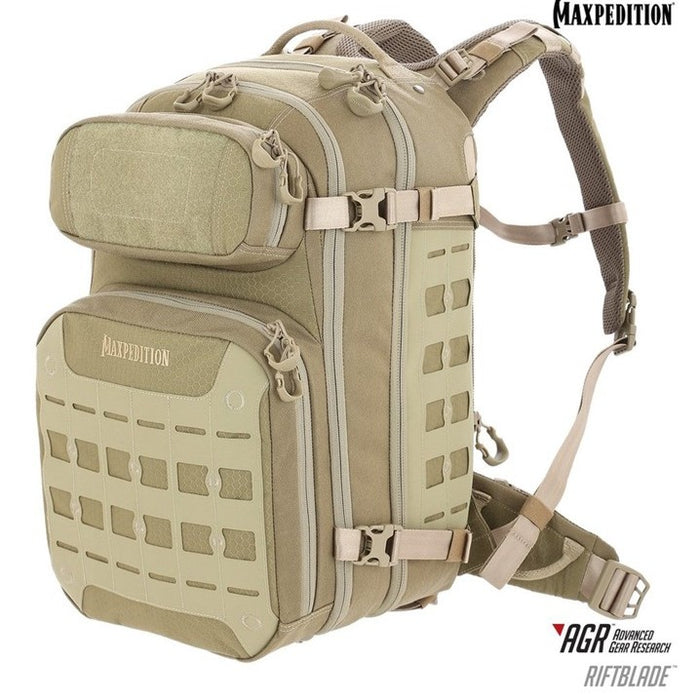RIFTBLADE™ CCW-ENABLED BACKPACK 30L , Tan