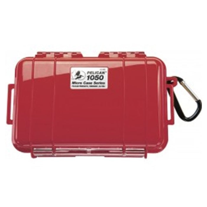 PELICAN SOLID COVER 1050 MICRO CASE , Red