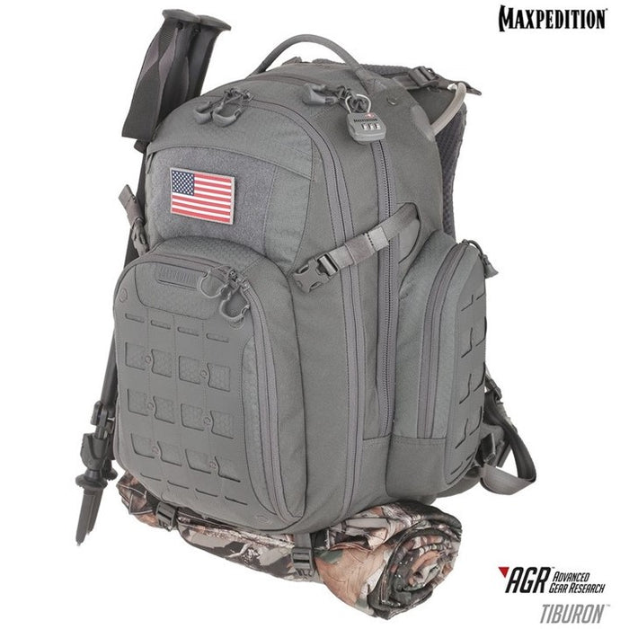 TIBURON™ BACKPACK 34L , Gray