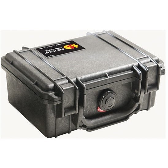 PELICAN 1120 SMALL CASE (WITH FOAM) BLACK