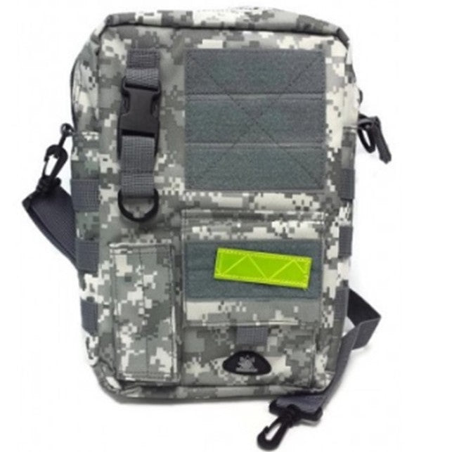 Tactical Ops Sling Bag Digital Grey