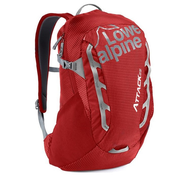 Attack 25 Litres Day Pack , Pepper Red