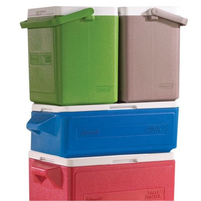 20 Can Party Stacker™ Cooler , Red