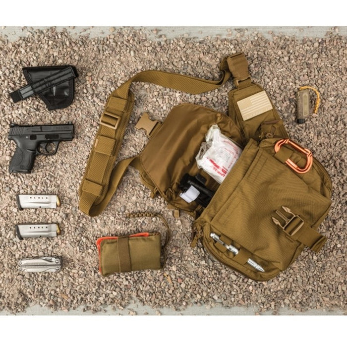 PUSH™ PACK 6L , Flat Dark Earth