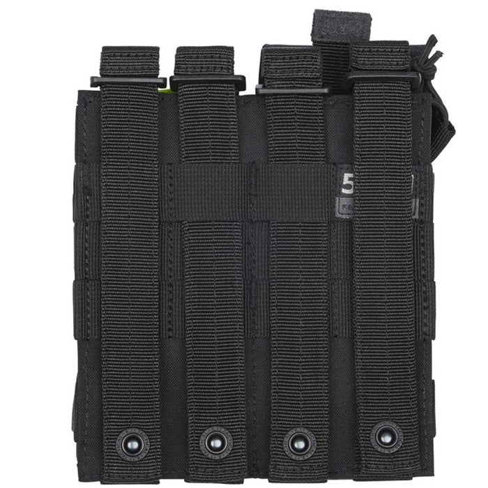 DOUBLE AR BUNGEE/COVER , Black