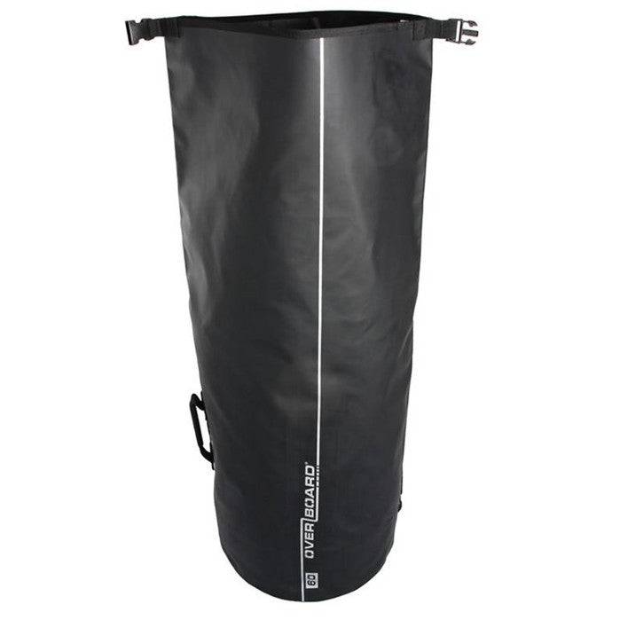Waterproof Backpack Dry Tube - 60 Litres , Black
