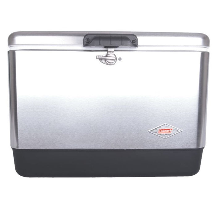 54 QT Stainless Steel Cooler