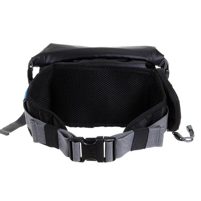 Waterproof Waist Pack - 2 Litre , Black.