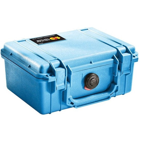PELICAN 1150 SMALL CASE (WITH FOAM) BLUE