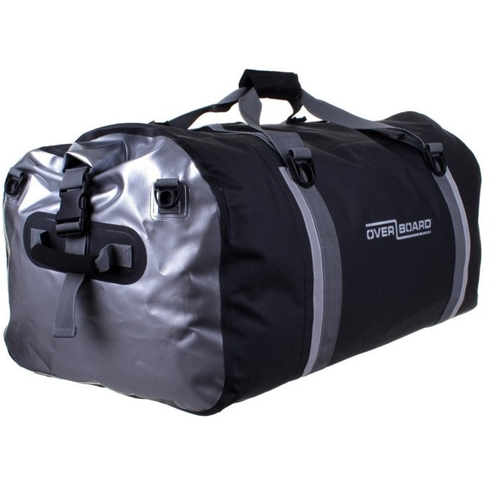 Pro-Sports Waterproof Duffel Bag - 90 Litre , Black