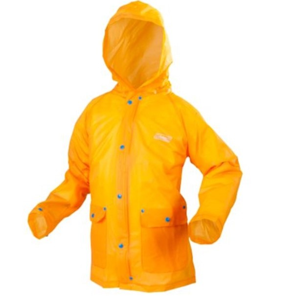 Youth EVA Jacket , Orange