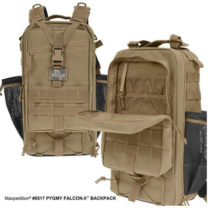 PYGMY FALCON-II BACKPACK 18L , Foliage Green