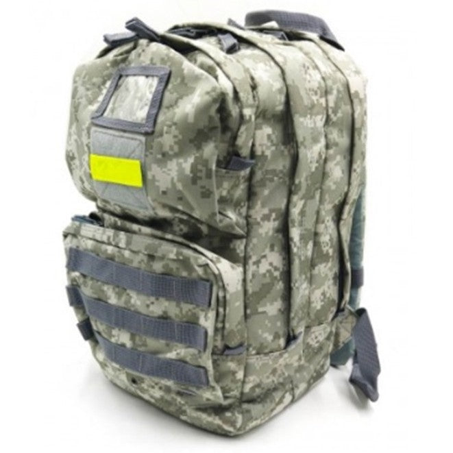 Falcon Utility Backpack #640 , Digital Grey