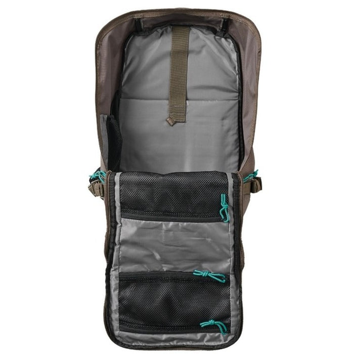 RAPID QUAD ZIP PACK 28L , True Black