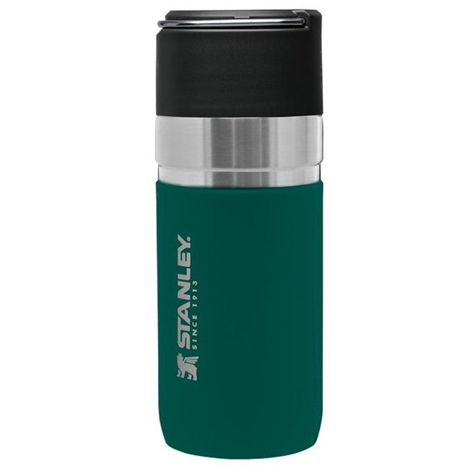 GO Series 2020 Vacuum Bottle 473ml Hot Cold Insulated Thermos Flask , Moss Green