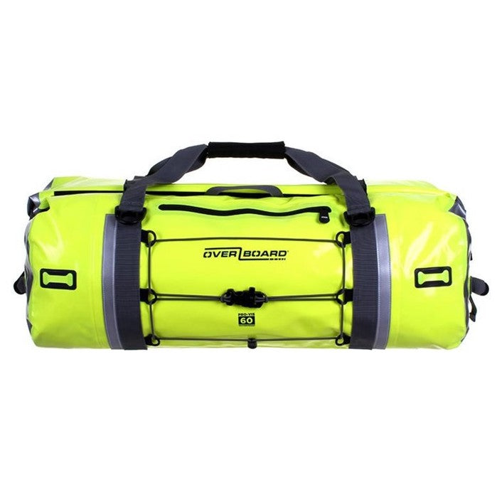 Pro-Vis Waterproof Duffel Bag - 60 Litre , High-Vis Yellow