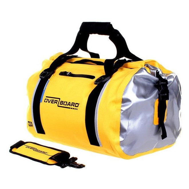 Classic Waterproof Duffel Bag - 40 Litres , Yellow