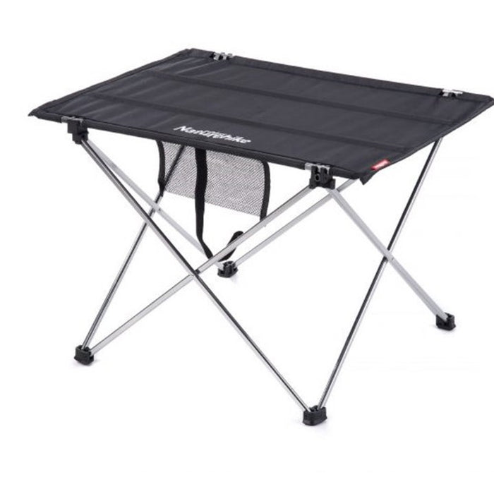 Aluminum Ultralight Folding Table(Small) , Black