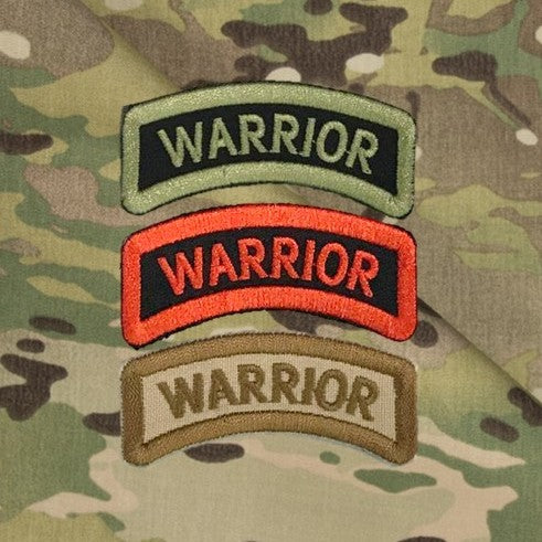 WARRIOR Curve tags