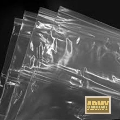 Ziplock Bags, Saf standards use, 5 pieces a pkt