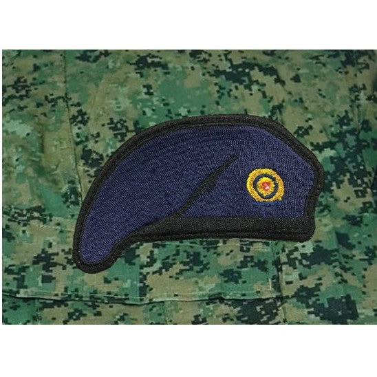 Blue Beret Patch