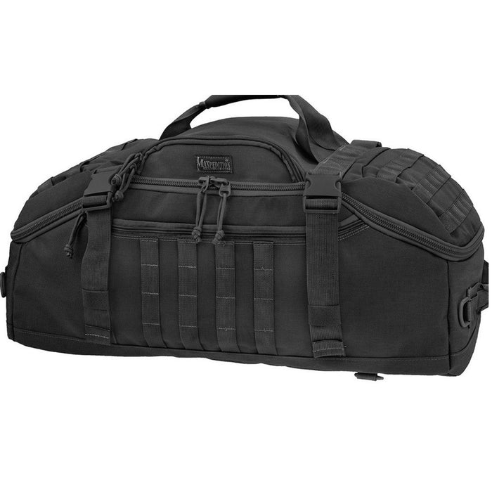 DOPPELDUFFEL ADVENTURE BAG , Black