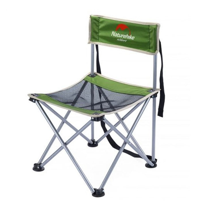 Outdoor Lightweight Foldable Chairs , Green