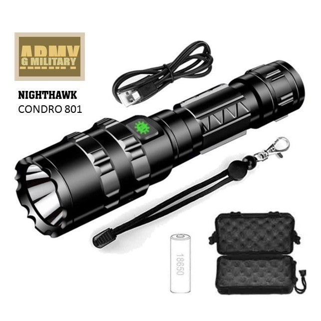 Condro 801 Nighthawk Flashlight
