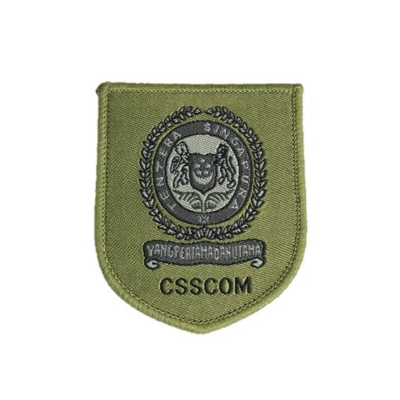 Csscom Formation Badge No.4 Army