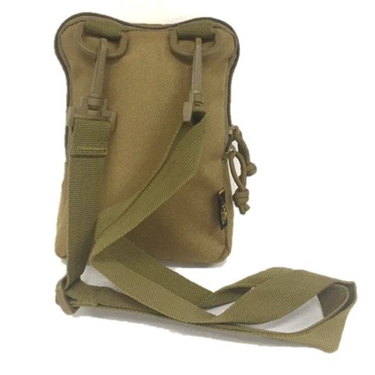 Tactical Sling Pouch 201, Coyote Tan
