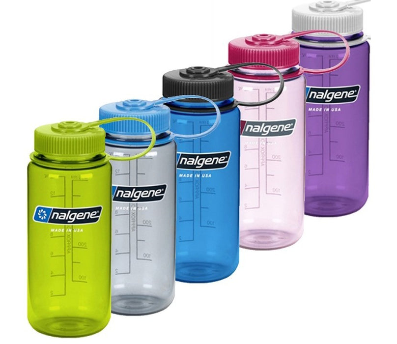 Nalgene 16oz Wide mouth 500ml Gray