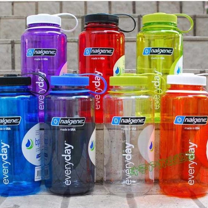 Nalgene 32oz Wide mouth 1000ml Glow