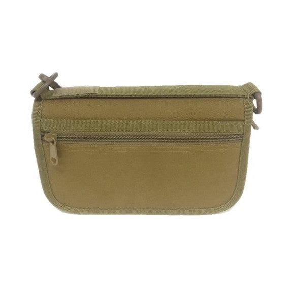 Tactical Notepad case / Pouch, Khaki