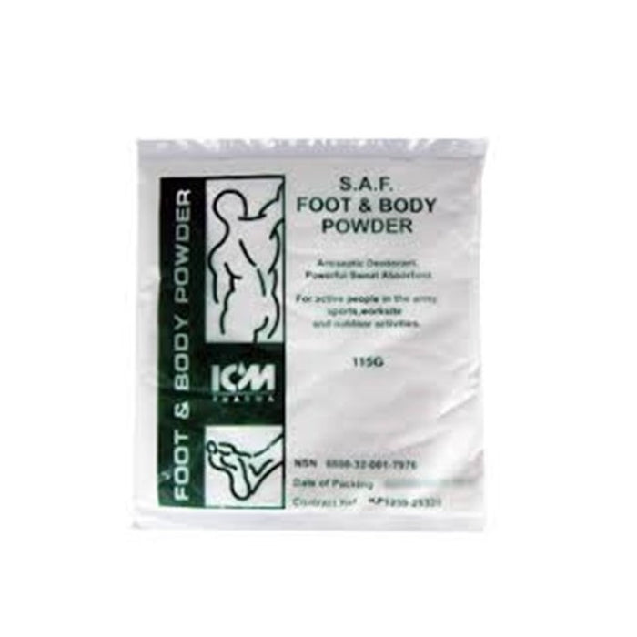 SAF Foot & Body Powder