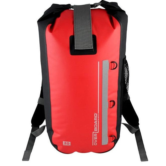 Classic Waterproof Backpack - 20 Litres , Red