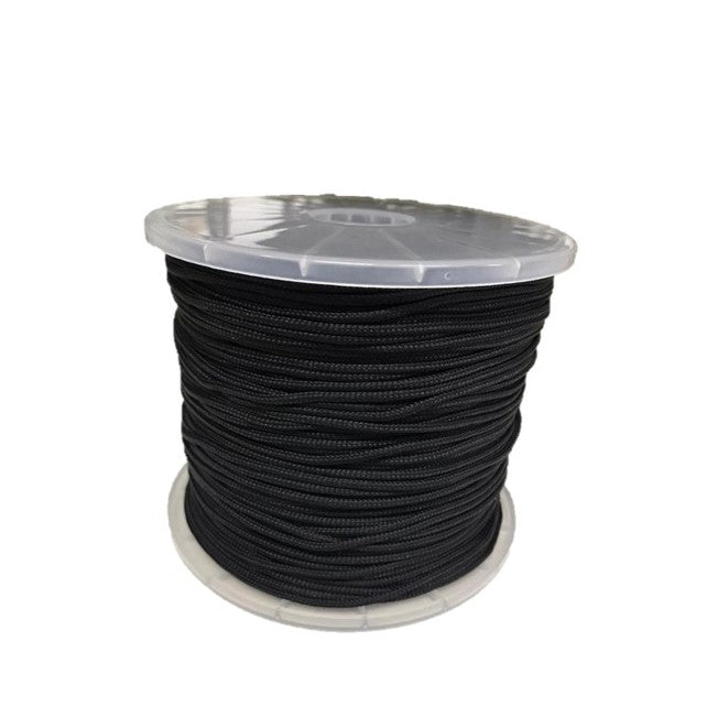 Black string Roll, 200m, Tie down string