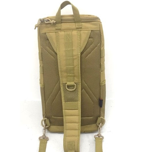 Tactical Shoulder Bag Alpen , Khaki