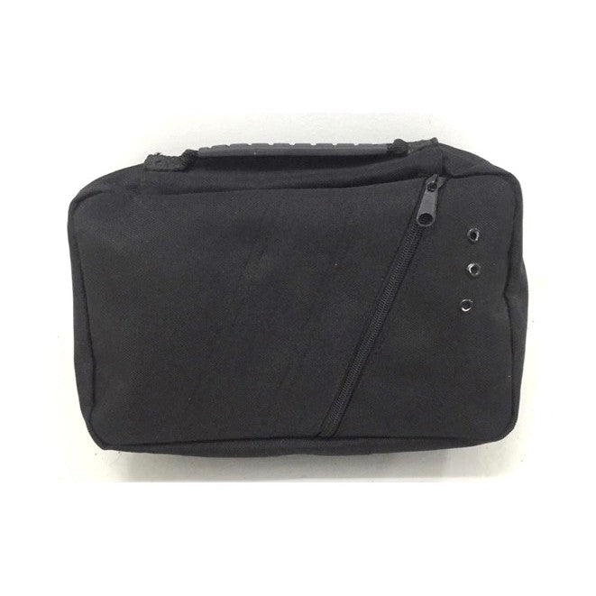 Toiletry Pouch, Black