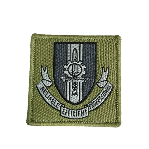 HQ Supplies & TPT Formation Badge no.4 Army